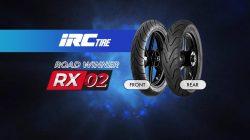 PT Gajah Tunggal Luncurkan IRC RX-02 Generasi Baru Ban Performa Tinggi