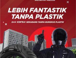 Sekarang Ban Motor Corsa Dijual Tanpa Pembungkus Plastik