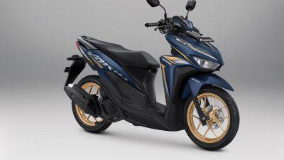 Ini Wajah New Honda Vario 125